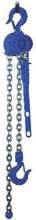 DOSTAWA GRATIS! 22038947 Wciągnik dźwigniowy z łańcuchem ogniwowym RZC/0.8t (wysokość podnoszenia: 10,5m, udźwig: 0,8 T)