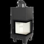 DOSTAWA GRATIS! 30055022 Wkład kominkowy 8kW MBN 8 BS (prawa boczna szyba bez szprosa)