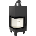 DOSTAWA GRATIS! 30055023 Wkład kominkowy 8kW MBN 8 BS (lewa boczna szyba bez szprosa) - spełnia Ekoprojekt