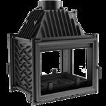 DOSTAWA GRATIS! 30060524 Wkład kominkowy 16kW Zuzia Prawy Tunel (3 szyby)