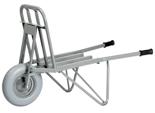 DOSTAWA GRATIS! 39955456 Wózek taczkowy (platforma: 450x450mm)