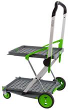 DOSTAWA GRATIS! 39955507 Wózek taczkowy składany (wymiary: 80x120x200mm)
