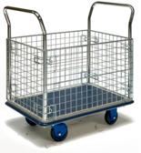 DOSTAWA GRATIS! 39955538 Wózek skrzynkowy (wymiary: 740x480x1090mm)