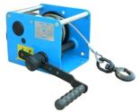 DOSTAWA GRATIS! 4498727 Ręczny wciągnik linowy z przekładnią zębatą Tractel® CAROL™ TR150 (bez liny, udźwig: 150 kg)