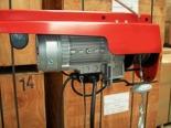 DOSTAWA GRATIS! 55547195 Wciągarka budowlana elektryczna Bellussi (udźwig: 200 kg, długość liny: 25m)