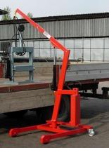 DOSTAWA GRATIS! 61764864 Żuraw hydrauliczny skrętny (udźwig: od 200 do 300 kg)