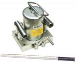 DOSTAWA GRATIS! 62725755 Pompa hydrauliczna ręczna - dwustronnego działania (pojemność zbiornika: 0,7 dm3)