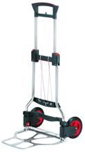 DOSTAWA GRATIS! 99746702 Wózek taczkowy do transportu, składany GermanTech RuXXac-cart (udźwig: 125 kg)