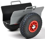 39955519 Wózek do transportu (wymiary: 390x365x350mm)