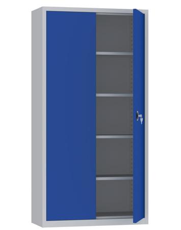 00142019 Szafa narzędziowa, 2 drzwi (wymiary: 1950x1000x600 mm)