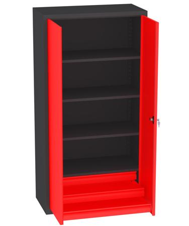 00142020 Szafa narzędziowa, 2 drzwi (wymiary: 1950x1000x500 mm)