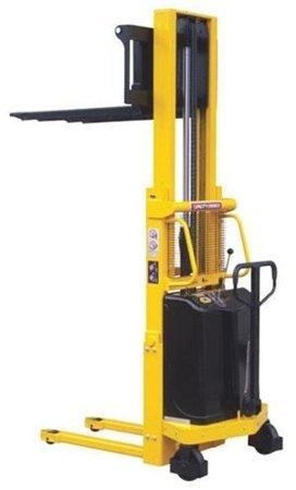 00546106 Wózek podnośnikowy półelektryczny (udźwig: 1000 kg, min./max. wysokość wideł: 85/2500 mm)