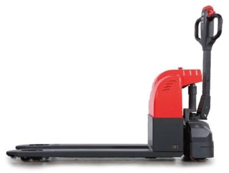 00546293 Wózek paletowy elektryczny (udźwig: 1500 kg, długość wideł: 1150 mm)