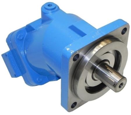 01538907 Silnik hydrauliczny tłoczkowy Hydro Leduc MA63 (objętość robocza: 63 cm³, maksymalna prędkość ciągła: 5000 min-1 /obr/min)