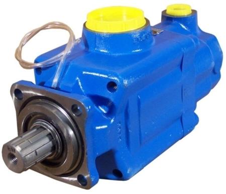 01539118 Pompa hydrauliczna tłoczkowa Hydro Leduc PA114 (objętość geometryczna: 114 cm³, maksymalna prędkość obrotowa: 1300 min-1 /obr/min)