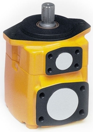 01539186 Pompa hydrauliczna łopatkowa B&C BQ01G12 (objętość geometryczna: 39,5 cm³, maksymalna prędkość obrotowa: 2700 min-1 /obr/min)