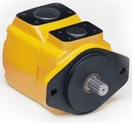 01539188 Pompa hydrauliczna łopatkowa B&C BQ05G42 (objętość geometryczna: 138,6 cm³, maksymalna prędkość obrotowa: 2200 min-1 /obr/min)