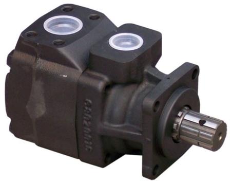 01539201 Pompa hydrauliczna łopatkowa B&C HQ02G12 (objętość geometryczna: 40,1 cm³, maksymalna prędkość obrotowa: 2700 min-1 /obr/min)