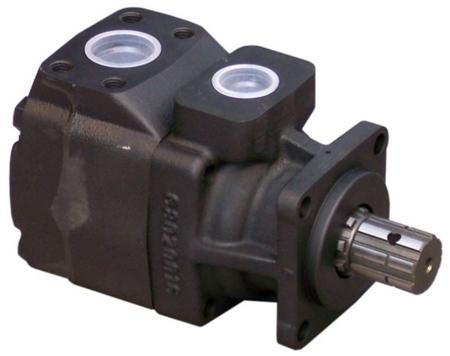 01539205 Pompa hydrauliczna łopatkowa B&C HQ02G21 (objętość geometryczna: 67,5 cm³, maksymalna prędkość obrotowa: 2500 min-1 /obr/min)