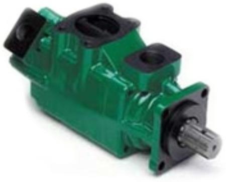 01539213 Pompa hydrauliczna łopatkowa dwustrumieniowa B&C HQ31G2805 (objętość geometryczna: 91,2+18,1 cm³, maksymalna prędkość obrotowa: 2500 min-1 /obr/min)