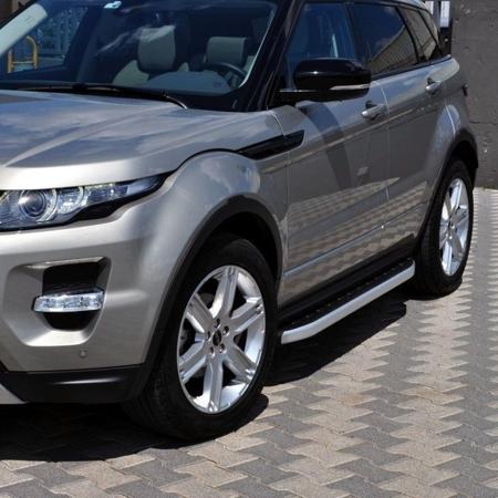 01655717 Stopnie boczne - Land Rover Discovery 3 (długość: 182 cm)