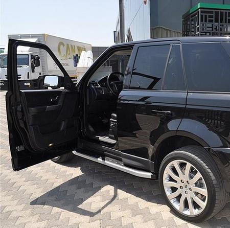 01655725 Stopnie boczne - Land Rover Range Rover Sport 2013- (długość: 182 cm)