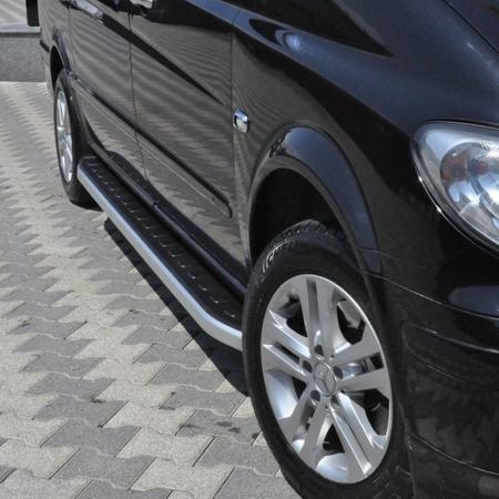 01655733 Stopnie boczne - Mercedes Vito W639 2004-2014 extra-long (długość: 252 cm)