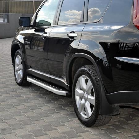 01655741 Stopnie boczne - Nissan Pathfinder R51 2005- (długość: 171 cm)