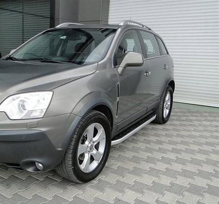01655749 Stopnie boczne - Opel Antara (długość: 171 cm)
