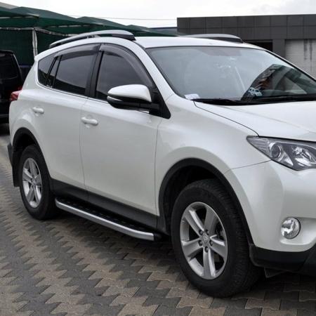 01655771 Stopnie boczne - Toyota Rav4 2006-2012 (długość: 161-167 cm)