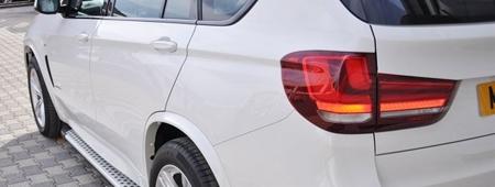 01655991 Stopnie boczne - BMW X5 F15 2013+ (długość: 193 cm)