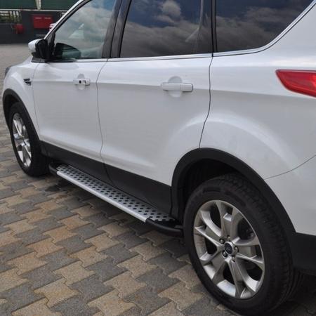01656007 Stopnie boczne - Ford Transit Custom long (długość: 235 cm)