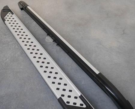 01656017 Stopnie boczne - Isuzu D-Max 2011+ (długość: 193 cm)