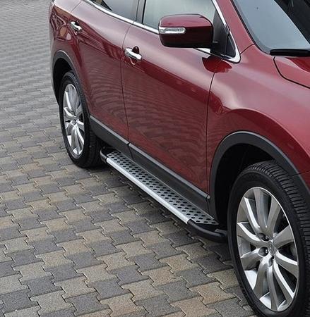 01656041 Stopnie boczne - Mazda CX-7 (długość: 171-182 cm)