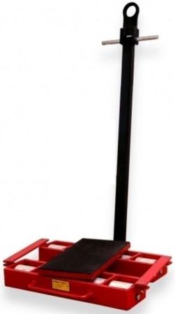 0301638 Rolka transportowa z dyszlem PS-ST60 (nośność: 6 T)
