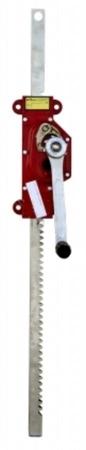 03033190 Dźwignik zębatkowy przyścienny PS-MJW 3,0 t (udźwig: 3,0 T)