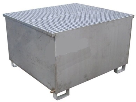13340643 Wanna ociekowa kwasoodporna (wymiary: 1150x1300x780 mm)