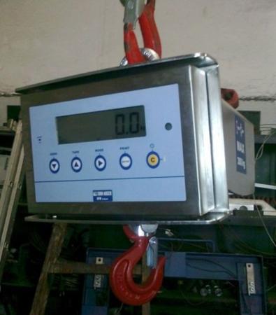 14031629 Waga hakowa MCWT 6M - z legalizacją (udźwig: 6000 kg)