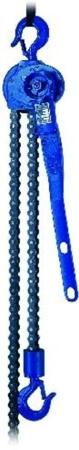 22021340 Wciągnik dźwigniowy z łańcuchem galla RZV/1.6t (wysokość podnoszenia: 3m, udźwig: 1,6 T)