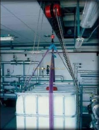 DOSTAWA GRATIS! 2202707 Wciągnik łańcuchowy z przekładnią planetarną Z100/7.5t (wysokość podnoszenia: 5m, udźwig: 7,5 T)