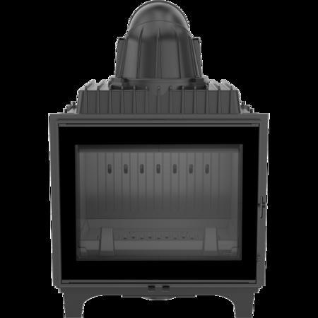 30055398 Wkład kominkowy 10kW Franek (szyba prosta)
