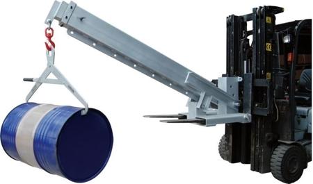 31046317 Hydrauliczny wózek do beczek (udźwig: 596-3000 kg)