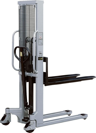 310504 Wózek podnośnikowy ręczny ES1025 (maszt podwójny, udźwig: 1000 kg)