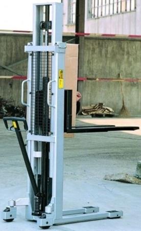 310505 Wózek podnośnikowy ręczny MT1029 (maszt podwójny, udźwig: 1000 kg)