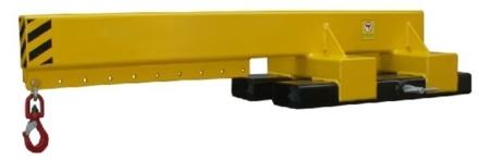 33948662 Trawers do wózka widłowego miproFork TWZ-S 8000 (udźwig: 8000 kg)