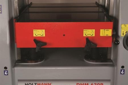 44349920 Grubościówka Holzmann DHM 630P Stomana (szerokość/wysokość obróbki: 630/3-300 mm)