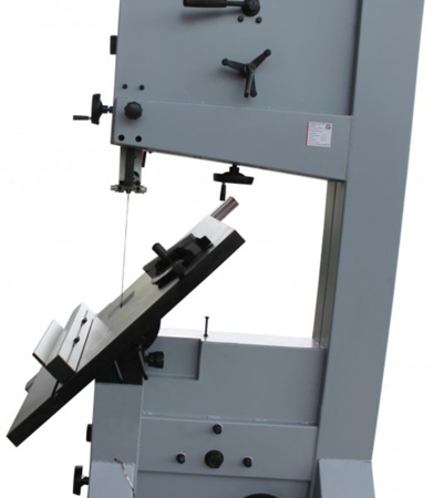 44349949 Piła taśmowa Holzmann HBS 700 (szerokość/wysokość cięcia: 700/430 mm, wymiary stołu: 900 x 700 mm)