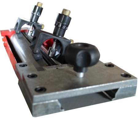 44349957 Strugarko-grubościówka Holzmann HOB 260NL 400V (szerokość heblowania: 250mm, wymiary stołu: 1090x855 mm)