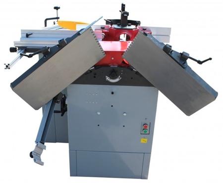 44349969 Urządzenie wielofunkcyjne Holzmann K5 260L 230V (szerokość/wysokość obróbki: 245/5-195 mm, długość blatu: 1090 mm)
