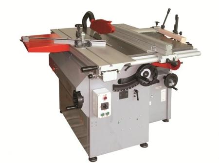 44349972 Urządzenie wielofunkcyjne Holzmann K5 260VF 400V (szerokość/wysokość obróbki: 250/180 mm, długość blatu: 1085 mm)